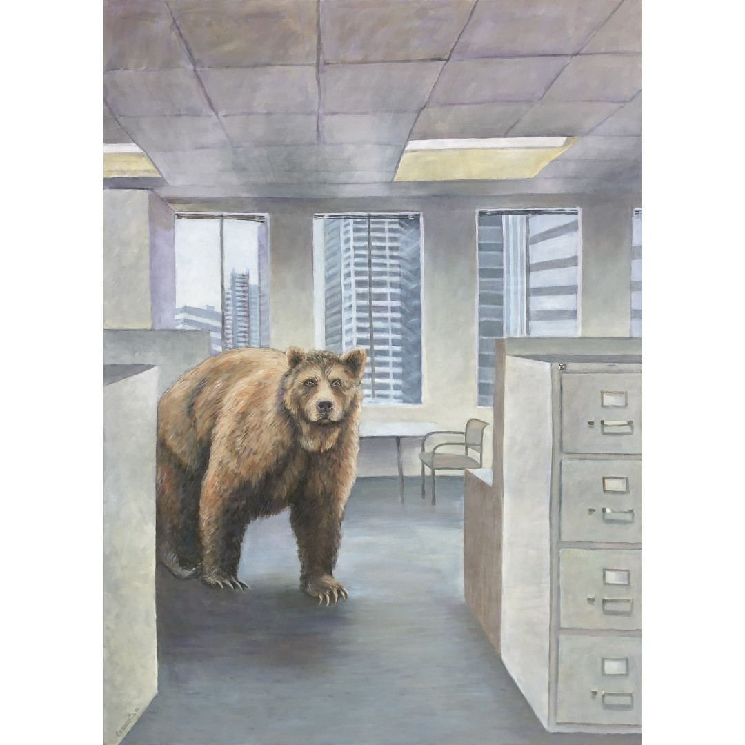 Bear in Office