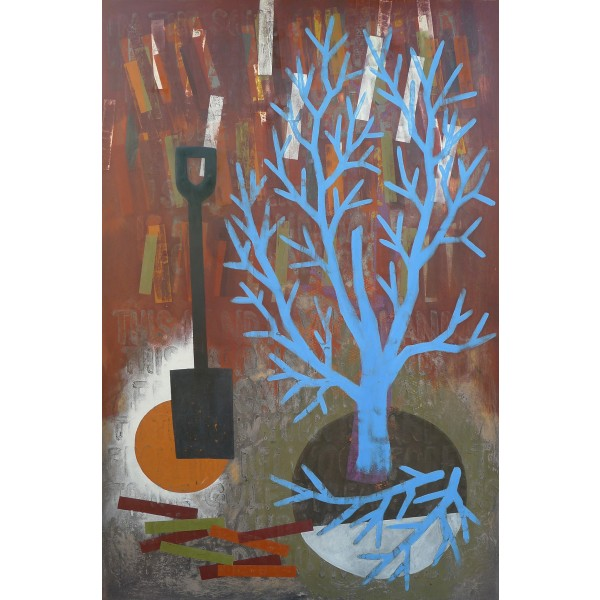 Jacob Lawrence's Shovel
