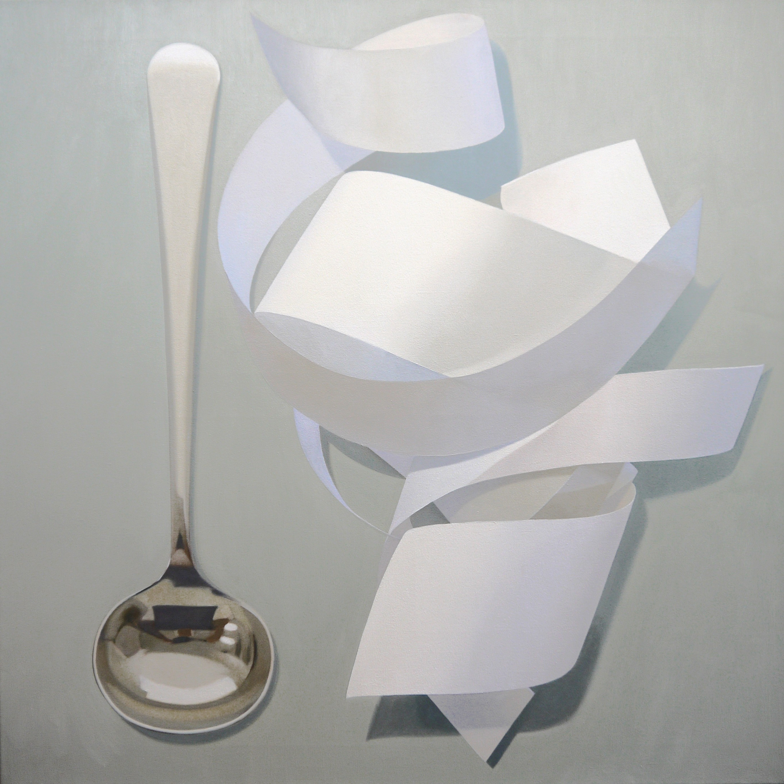Spoon and Paper